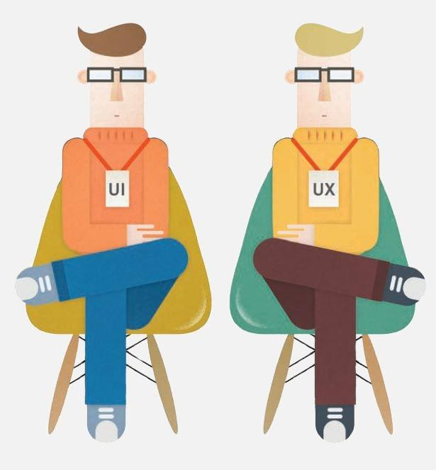 Ux and UI designers